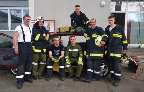 Technical Rescue Camp 3.0 in St. Georgen im Attergau