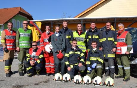Österreichische THL-TAGE 2016 mit unserem TRT-Team